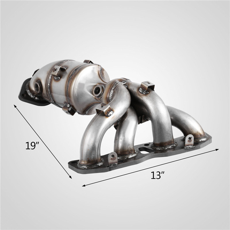 New Catalytic Converter Front for Nissan Altima 2007-2012