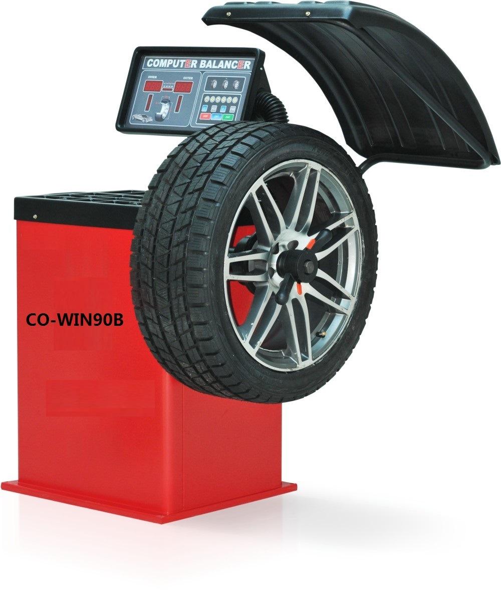 Portable Wheel Balancer Home Garage Equipment Ibuyautoparts
