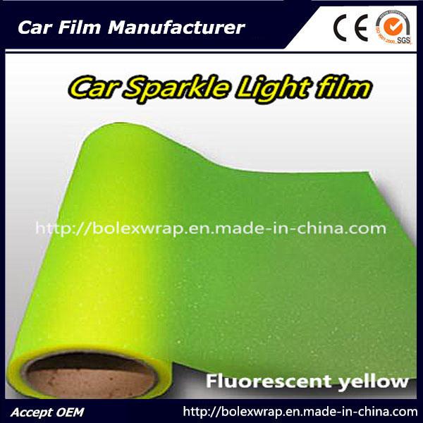 Sparkle Shining Car Light Film/ Headligh Film/Tail Light Tint