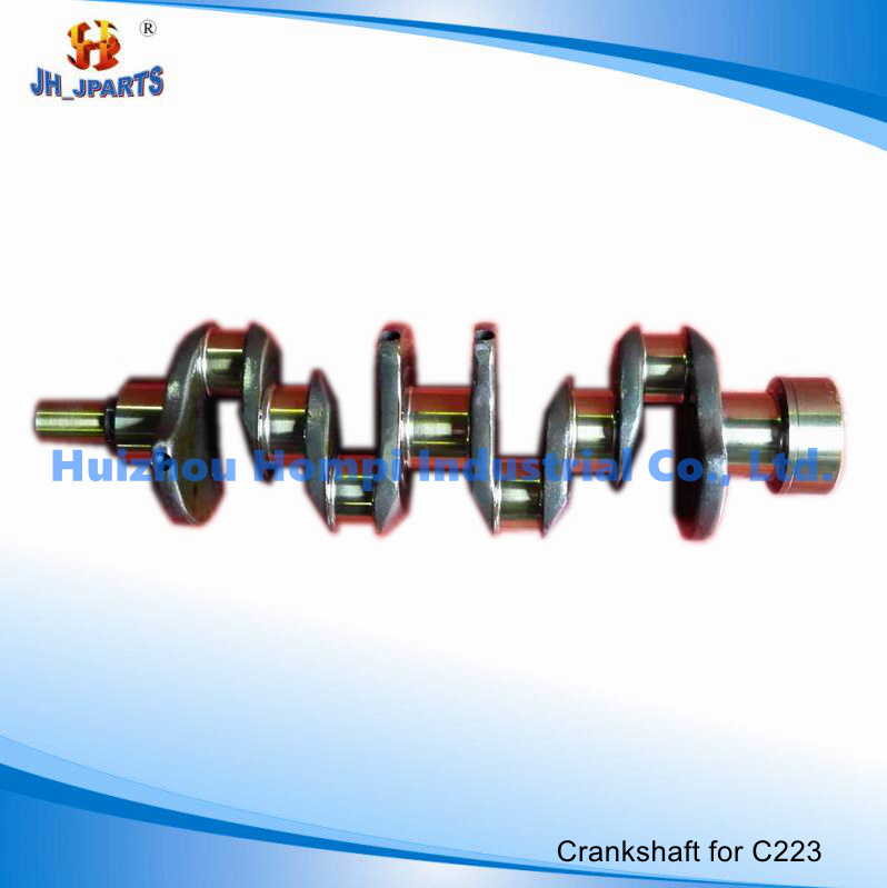 Diesel Engine Parts Crankshaft For Isuzu C223 8 94118 828 0