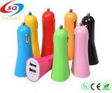 Promotional Dual or Single USB Car Charger (5-12V 2100mAh)