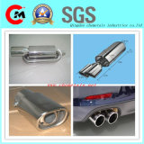 Stainless Steel Polished Exhaust Muffler