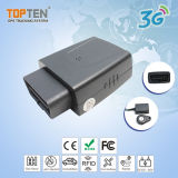 Wireless OBD Car Tracker Support Wireless Immobilizer & Speed Governor (TK208S 3G-EZ)