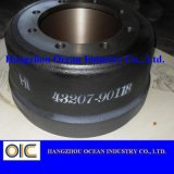 Brake Drum for Nissa 43207-90118