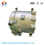 Accessories High Pressure Die Casting Valve Housing Customized