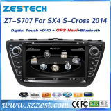 Car DVD GPS for Suzuki Sx4 with with Bt/USB/SWC/RDS