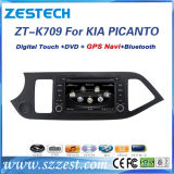 Zestech 2 DIN Auto Radio Stereo for KIA Picanto DVD GPS Player