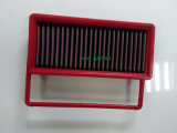 Red Car Air Filter Perormance Panel Filter for Air Intake system