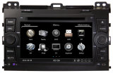Dashboard Wince 1080P Car DVD Player for Toyota Prado 2002-2009