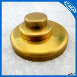 Water Plug in Good Brass