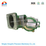 OEM ODM Aluminum Alloy Die Casting Valve Housing Customized