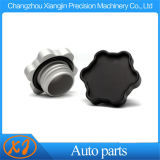 High Quality Aluminum Alloy Auto Anodized Fuel Tank Cover