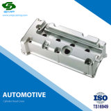 Aluminum Die Casting Motorcycle Parts Cylinder Head Cover