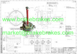 Truck Brake Chamber T20/Kn36200 for Axle and Light Truck