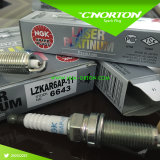 Hight Quality Spark Plug for Ngk Lzkar6ap-11 6643 Nissan/Toyota 22401 ED815