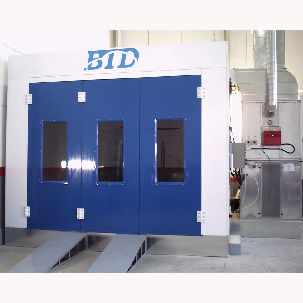 Btd Cheap Paint Booth For Sale Spray Painting Oven Ibuyautoparts Com