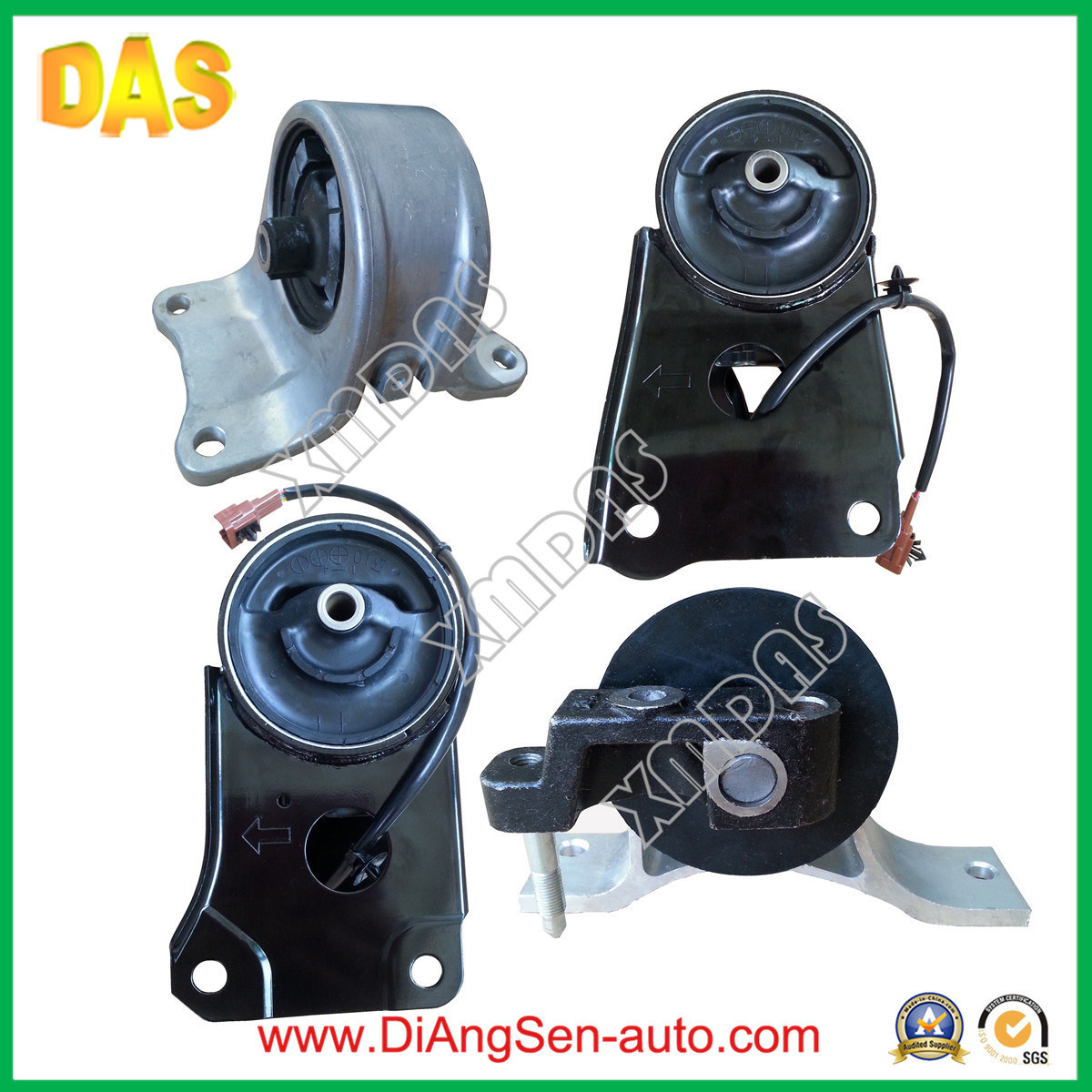 Fits NISSAN MURANO Z50 2002-2007 Left Hand Lh Engine Motor Mount Rubber