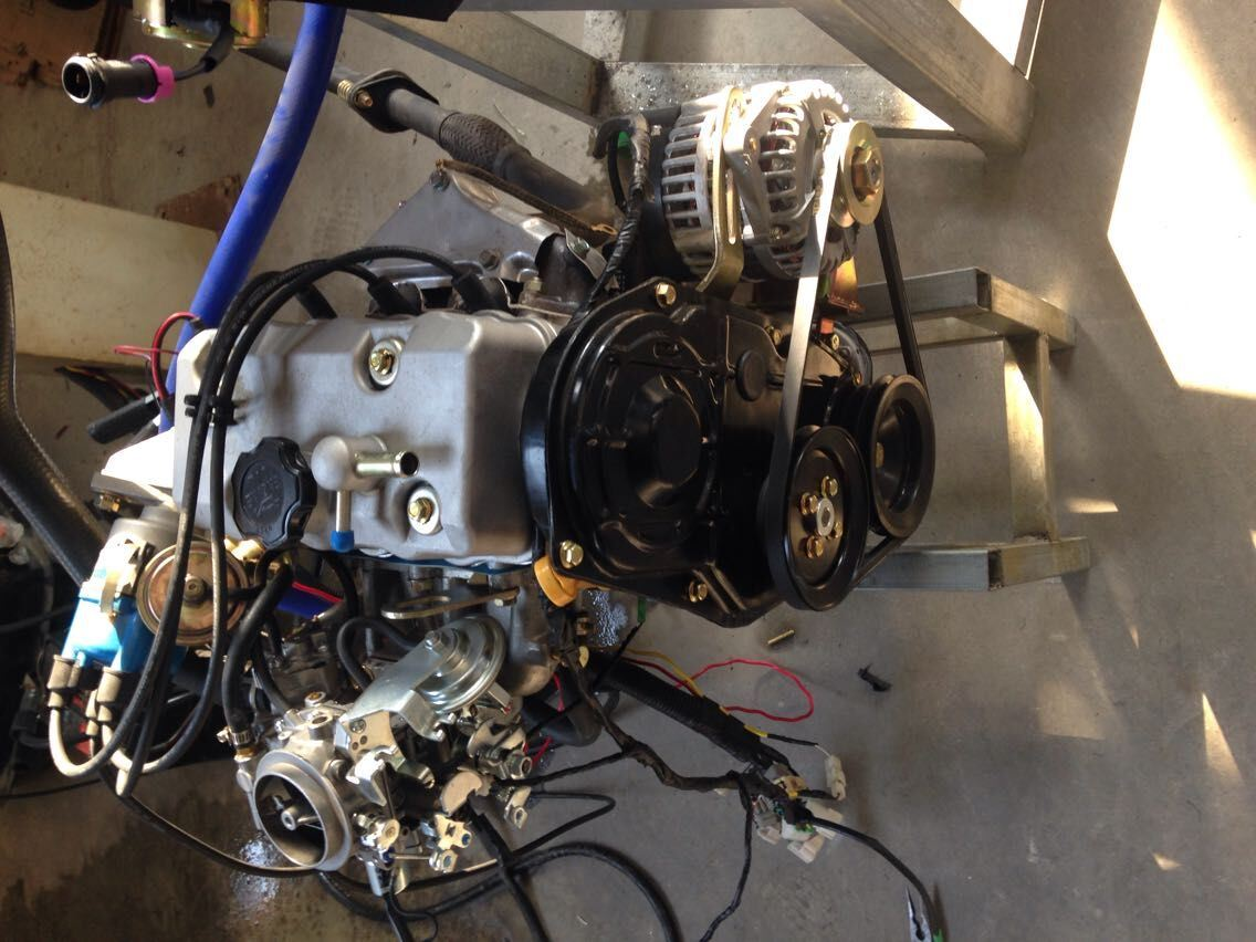 Suzuki F8b Carburetor Engine   IBUYautoparts com