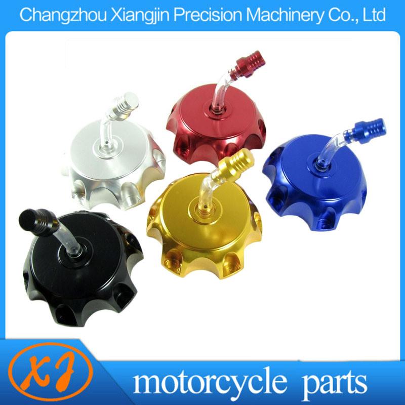 CNC Aluminum Dirt Bike ATV Gas Cap SSR Coolster | IBUYautoparts com
