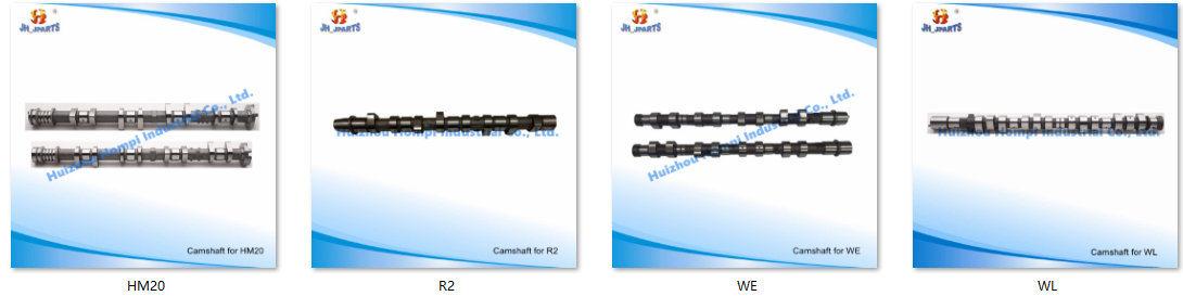Spare Parts Camshaft for Mazda Wl Wlt Wl31 Wl51 Wl84-12-420 |  IBUYautoparts com