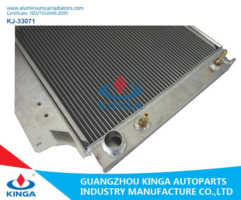Aluminum Brazing Auto Radiator for Jeep Wrangler 4 0L Year 98-08    IBUYautoparts com